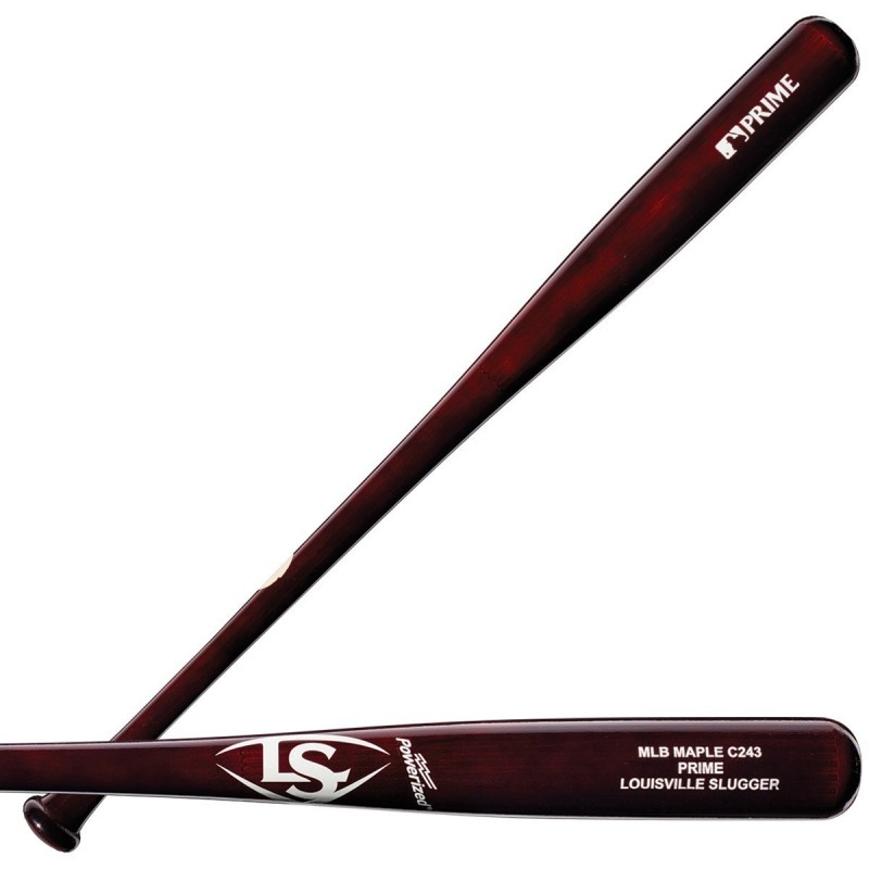 MLB PRIME MAPLE C243 CHERRY BASEBALL BAT