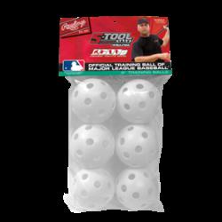 "5TROPT9PK6 Rawlings 9"" plastic balls"