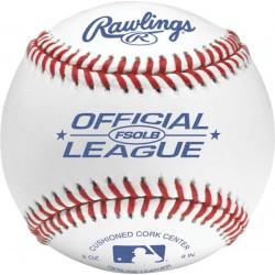FSOLB - SC Rawlings Palla da baseball Scatola 12 pz
