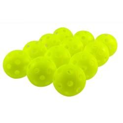 PLBB-W12 rawlings 6 balls pack yellow