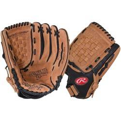 "R125WB - RAWLINGS RENEGADE 12.5"" BASEBALL/SOFTBALL GLOVE"