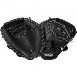 "A360 Youth Baseball Catcher's Mitt 32.5"" Wilson"