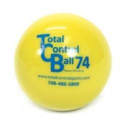 TCB BALL 74 HITTING AID TRAINING BALL