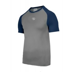 LS1529 - Compression Fit Short Sleeve Shirt