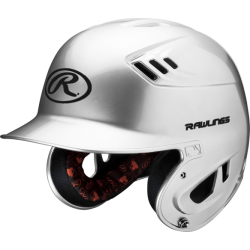 R16S-W - VELO SENIOR BATTING HELMET