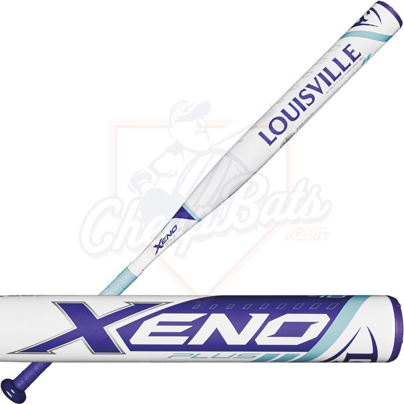 Louisville Slugger X12 Composite Fast-Pitch Softball Bat