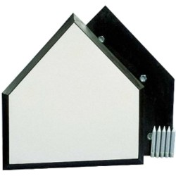 HPP - HOME PLATE WITH PIN