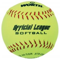 """12"""" WORTH Palla da Softball 6 pz"""