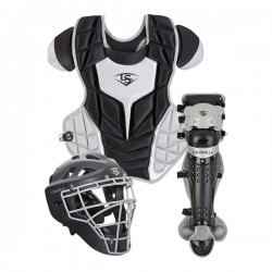 PGS714-STA - Louisville Slugger Protezioni Series 7 3-Piece Adult Catcher's Set