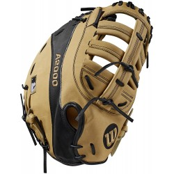 WILSON A2000 FIRST BASESE...