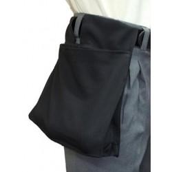PRO STYLE UMPIRE BAG BLACK RAWLINGS