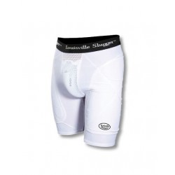 LS1290 - Bronze Shield Sliding Shorts - Parascivolate Elasticizzato