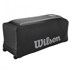 WILSON Team Gear Wheeled Bag bk