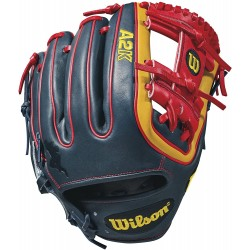 WTA2KRB18DTDUDE - WILSON A2K BRANDON PHILLIPS GAME MODEL