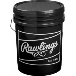 RBBBUCK5G6PKSO -RAWLINGS - ball holder - Ball Bucket
