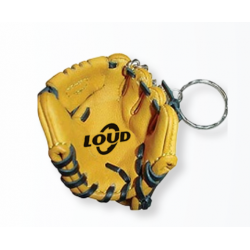 LOUD KEYCHAIN BASEBALL GLOVE