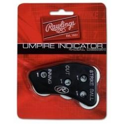 Rawlings (4IN1) Umpire Indicator