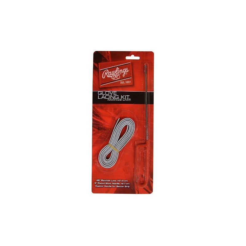 GLKT - Rawlings Accessories Tan Ball Glove Lace